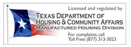 Texas Department of Housing and Community Affairs, Manufactured Housing Division